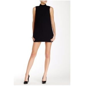 Rachel Zoe Annalisa Diagonal Seamed Dress